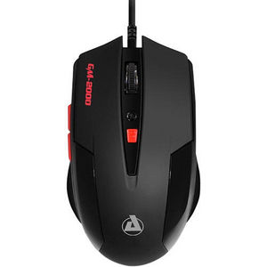 Aluratek AGM2000 Levetron USB Optical Gaming Mouse