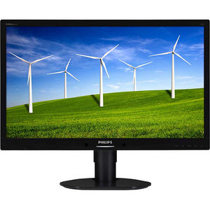 "Philips 241B4LPYCB Brilliance 24"" LED LCD Monitor - 16:9 - 5 ms"