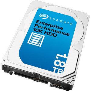 "Seagate ST1800MM0078 1.80 TB 2.5"" Internal Hard Drive - SAS"