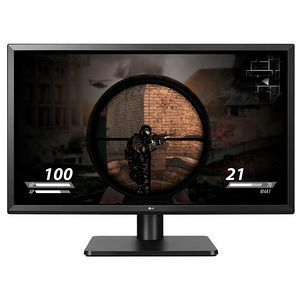 "LG 27MU58P-B 27"" LED LCD Monitor - 16:9 - TAA Compliant"