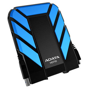 "ADATA AHD710-1TU3-CBL DashDrive HD710 1 TB 2.5"" External Hard Drive"