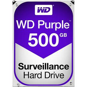 WD WD05PURZ Purple 500GB Surveillance Hard Drive