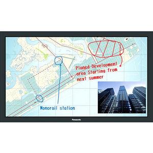 "Panasonic TH-50BF1U 50"" LCD Touchscreen Monitor - 16:9 - 6.50 ms"
