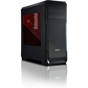 Enermax ECB3080BB-01 Ostrog Lite Computer Case - Mid-tower - Black