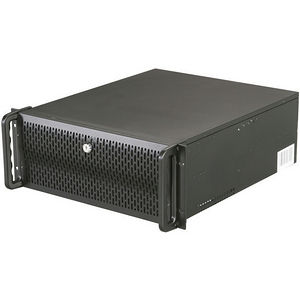 Rosewill RSV-R4000 4U Server Case - Rack-mountable - Black - Steel