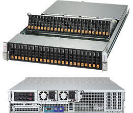 Supermicro SSG-2028R-NR48N SuperStorage NAS Server