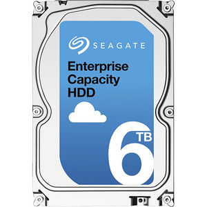 "Seagate ST6000NM0105 6 TB 3.5"" Internal Hard Drive - SAS"