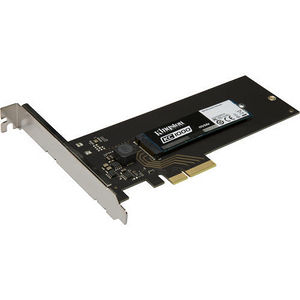 Kingston SKC1000H/240G 240 GB Internal Solid State Drive - PCI Express - Plug-in Card